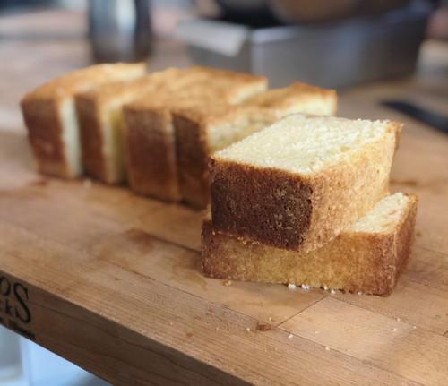 Pound Cake - Cowbell Kitchen
