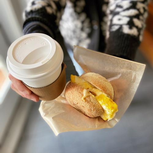 Breakfast Sandwich Veggie - Cowbell Kitchen