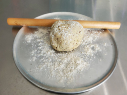 Pizza Dough - Grain Free - The Difference Baker