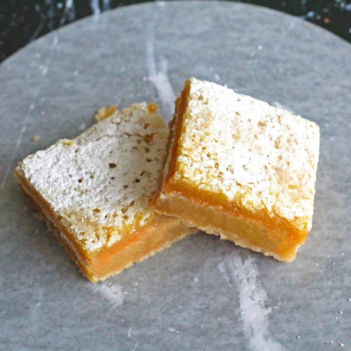 Lemon Bars - Gluten Free - The Difference Baker