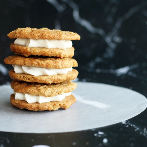 Oatmeal Cream Pies - The Difference Baker