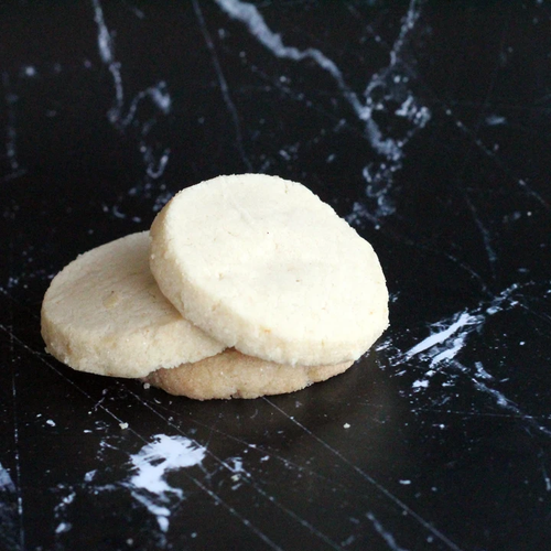Shortbread Cookie - Vegan - The Difference Baker