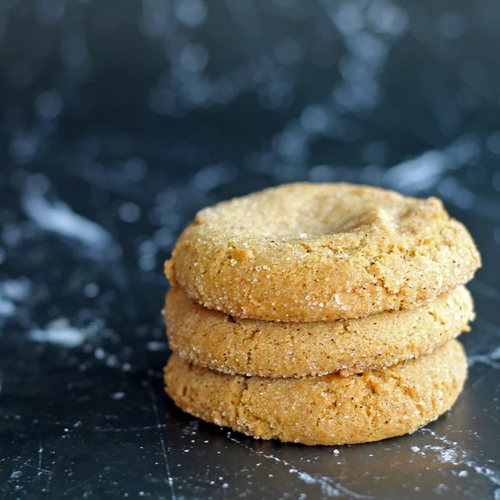 Snickerdoodle - Vegan - The Difference Baker