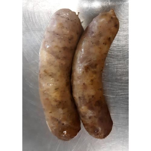 Loukaniko Smoked Sausages - Farley's Chesapeake Kitchen