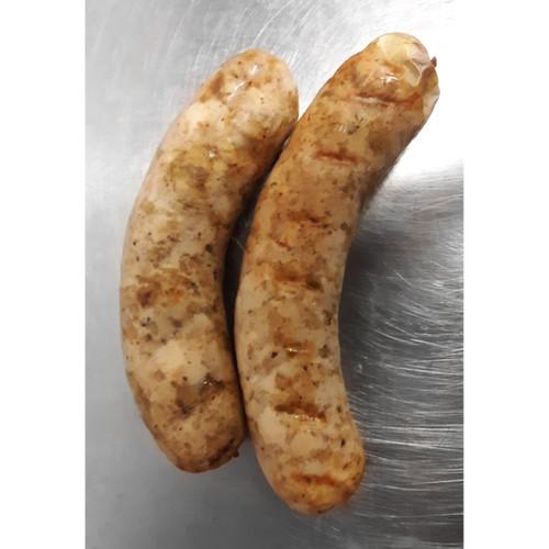 Chicken Shawarma Smoked Sausages - Farley's Chesapeake Kitchen