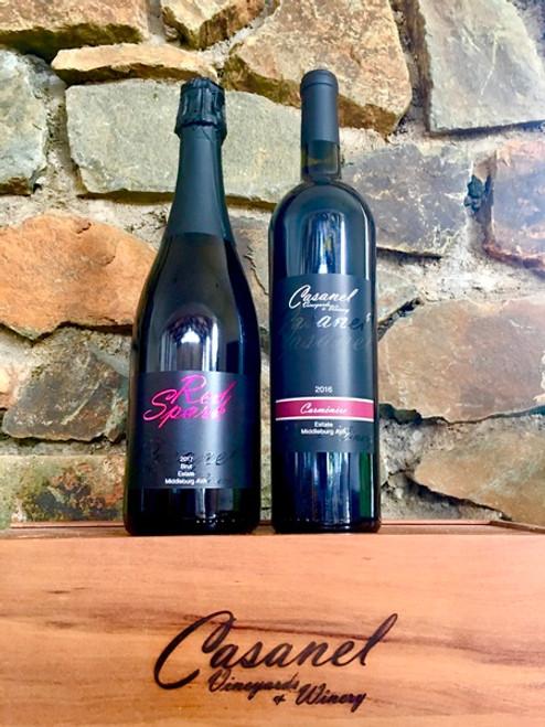 Winemaker's Specialty -  Casanel Vineyards + Winery