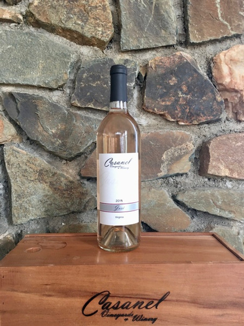 Rosé, 2019 -  Casanel Vineyards + Winery
