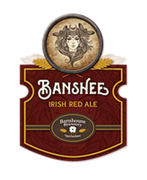 Banshee Irish Red™ - Barnhouse Brewery