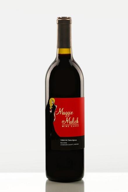 Cabernet Sauvignon, 2017 - Maggie Malick Wine Caves