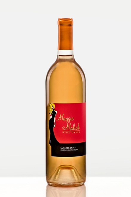Sunset Sonata, 2019 - Maggie Malick Wine Caves