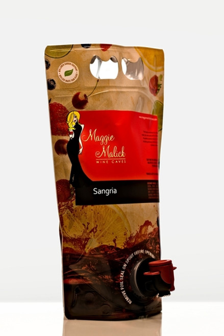 Sangria - Maggie Malick Wine Caves