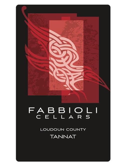 Tannat, 2015 - Fabbioli Cellars