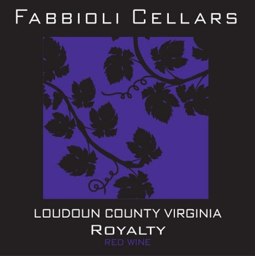 Royalty - Fabbioli Cellars