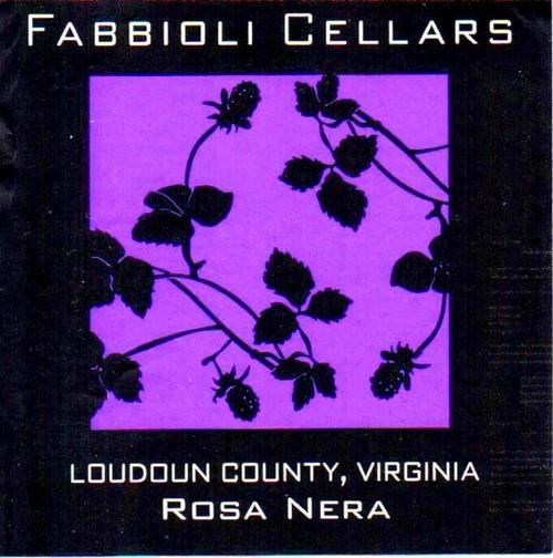 Rosa Nera - Fabbioli Cellars