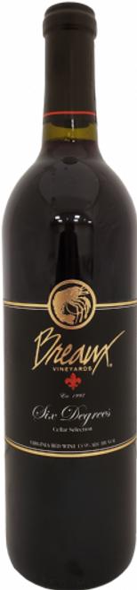 Six Degrees - Breaux Vineyards