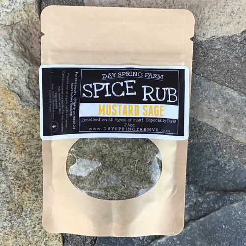 Day Spring Farm Spice Rub - Hill High Marketplace