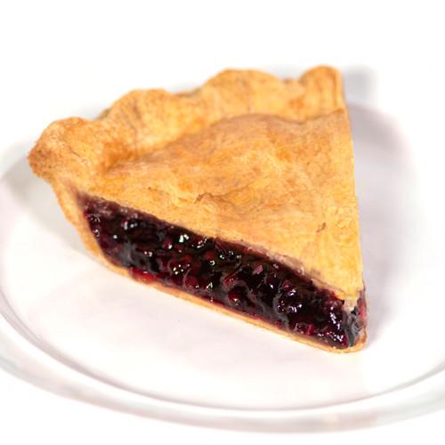 Mom's in Occoquan - Wild Blueberry Pie