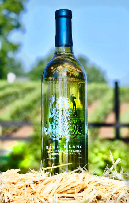 Bleu Blanc - Bleu Frog Vineyards