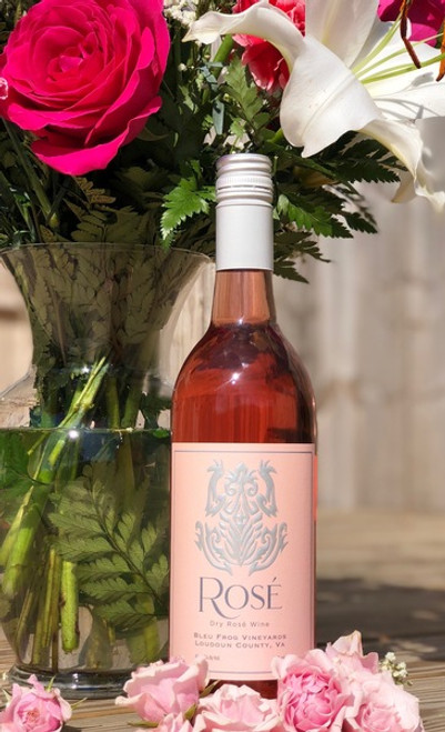 Rosé - Bleu Frog Vineyards