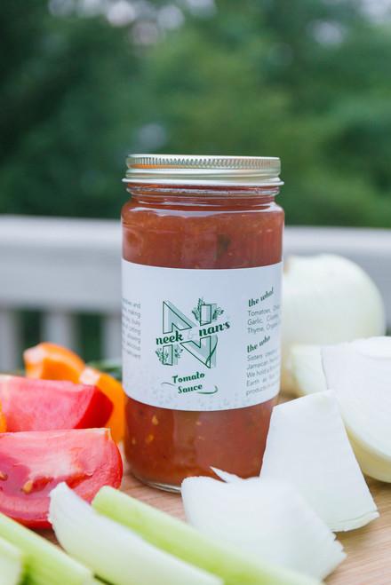 Tomato Sauce - Neek and Nan's