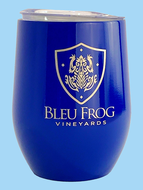 Tumbler - Bleu Frog Vineyards