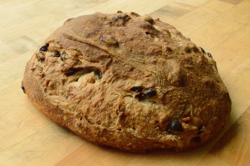 Raisin Walnut Sourdough - Great Harvest Bread