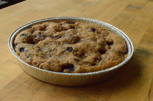 Blue Ribbon Blueberry Coffee Cake