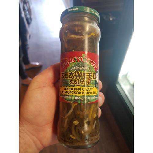 Seaweed salad - Loudounberry