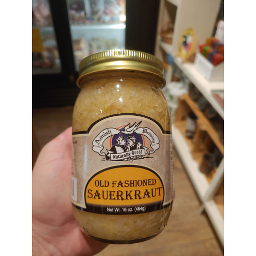 Sauerkraut, Old Fashioned - Loudounberry
