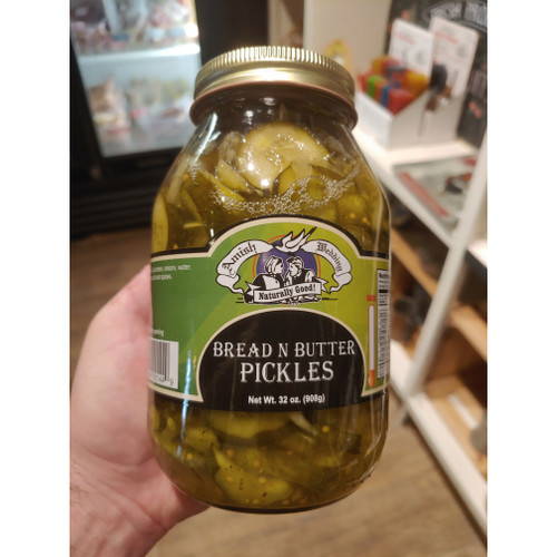Bread n Butter Pickles - Loudounberry