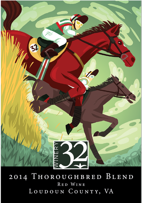 Thoroughbred Blend - Winery 32