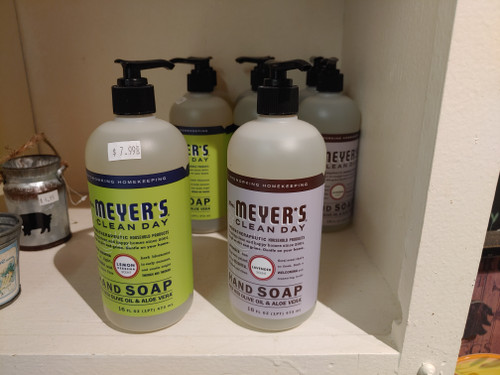 Meyer's Hand Soap - Loudounberry