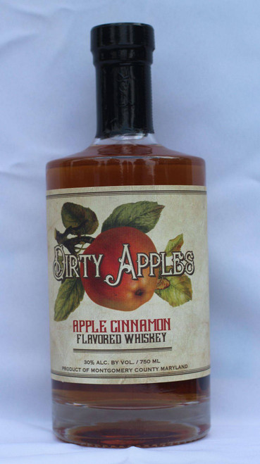 Dirty Apples Whiskey - Twin Valley Distillers