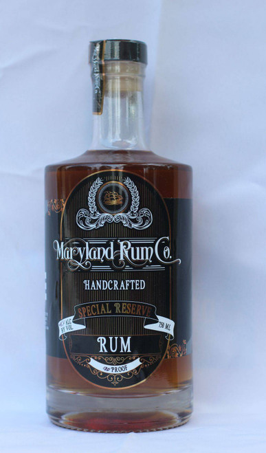Bourbon Barrel-Aged Rum - Twin Valley Distillers