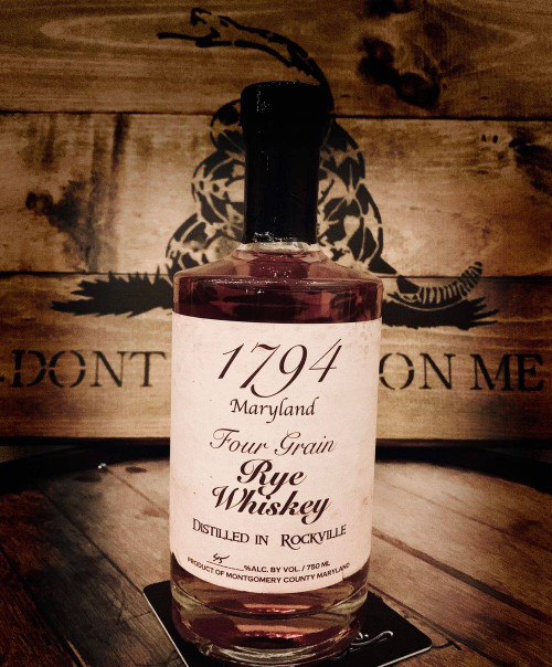 Rye Whiskey - Twin Valley Distillers