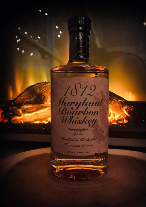 1812 Blended Bourbon - Twin Valley Distillers