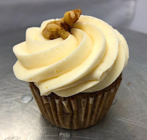 Carrot Cake Cupcake - Sweetz Bakery