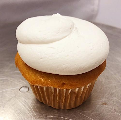 Gluten Free Vanilla Cupcake - Sweetz Bakery