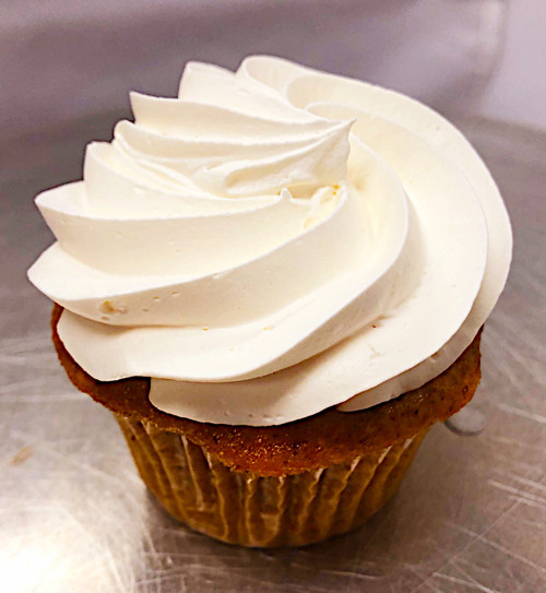 Vegan Vanilla Cupcake - Sweetz Bakery
