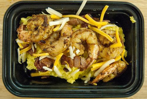 Shrimp & Grits - Farley Chesapeake Kitchen