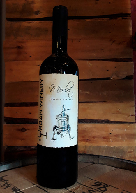 Merlot 2015 - Urban Winery