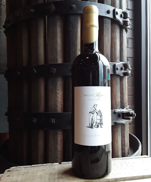 Bole Legacy Zinfandel 2015 - Urban Winery