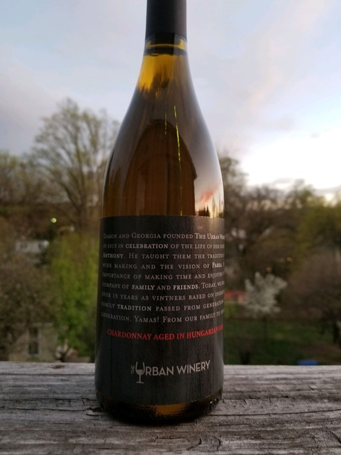 Oaked Chardonnay - Urban Winery