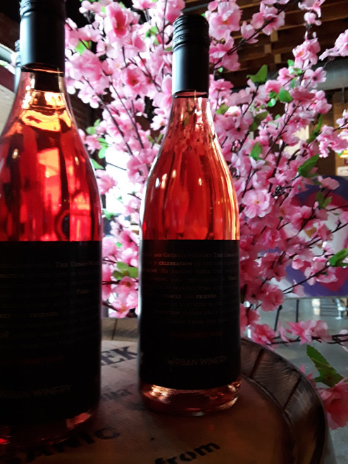 Oia's Sunset Rosé - Urban Winery