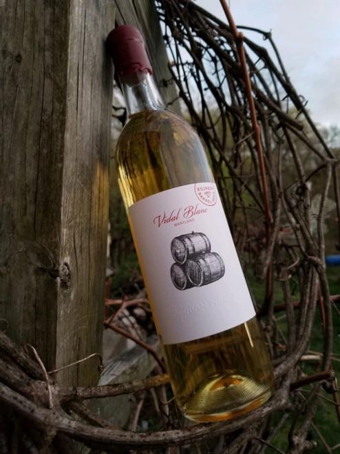 Bourbon Barrel Vidal Blanc - Urban Winery