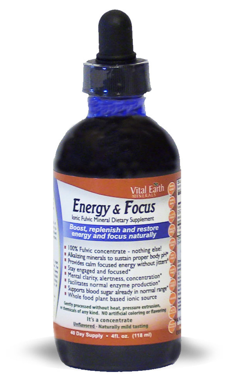 Energy and Focus Concentrate