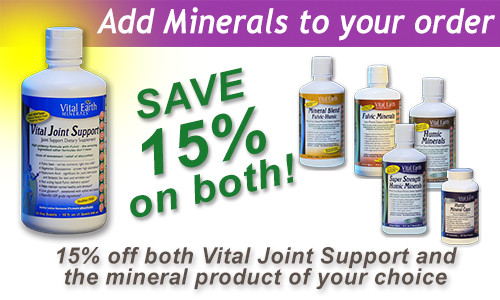 Vital Joint Support > PLUS MINERALS