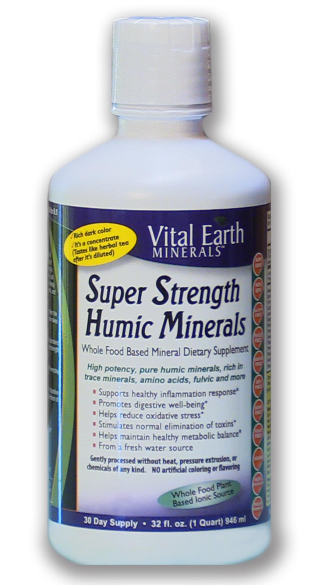 Super Strength Humic Minerals