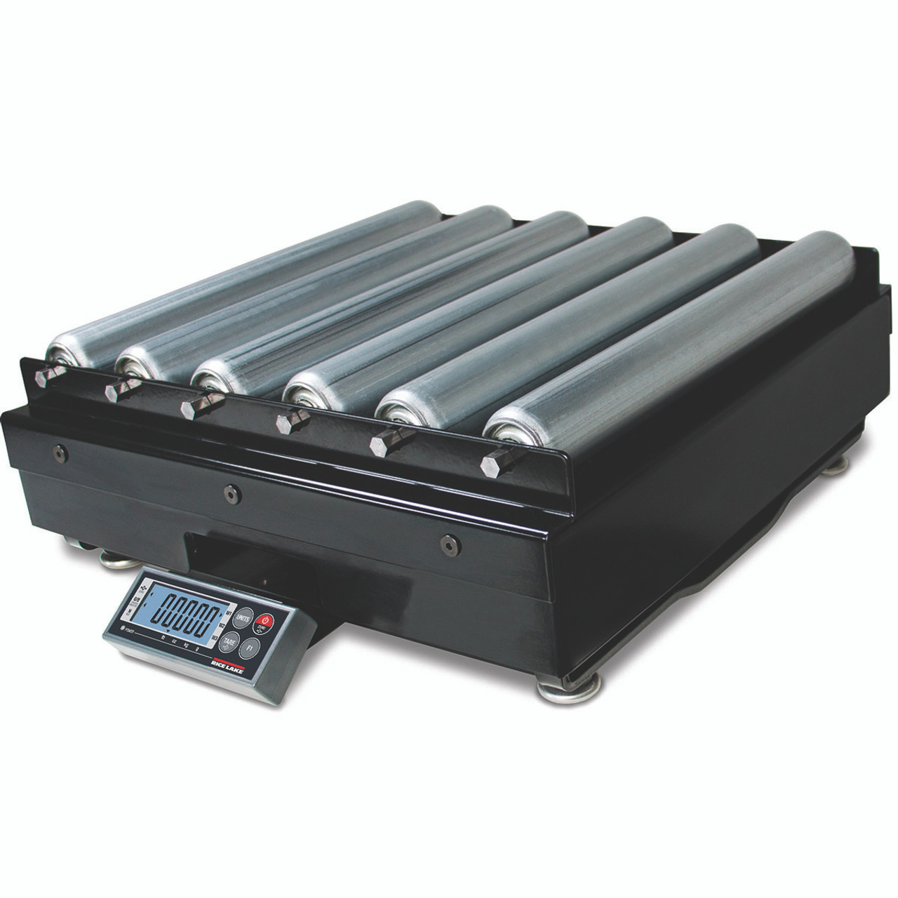 Bench Scale with Stainless Steel Platter NTEP Rice Lake BP 1818-50S 100 lb x 0.02 lb