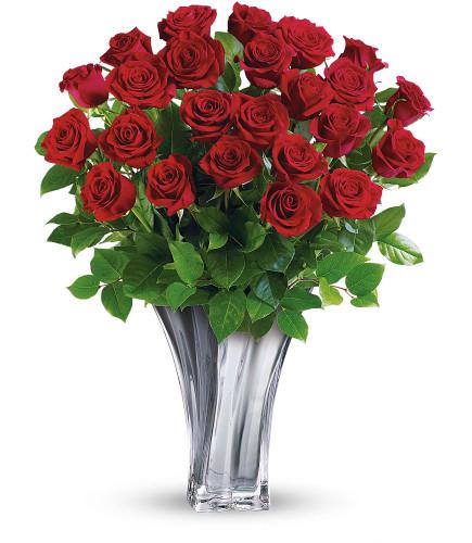 Flawless Romance Bouquet Premium (24)